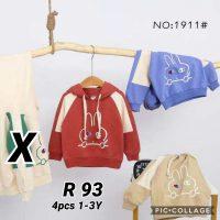 R93 Baju Sweater Seri 4 Uk 1 3th @52rb winkionline
