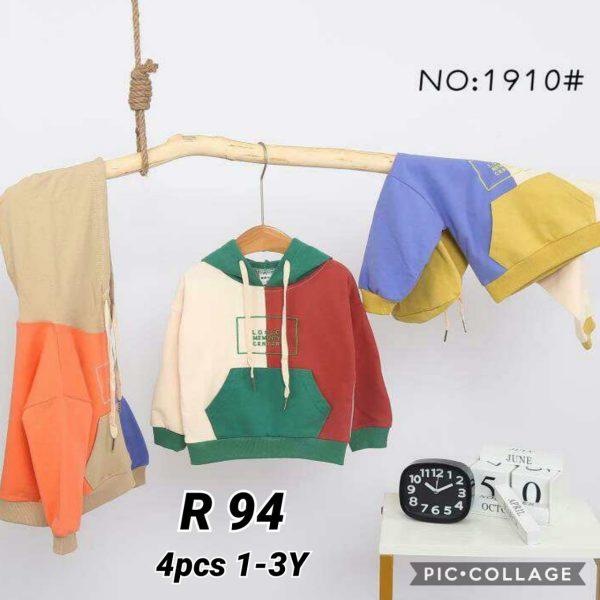 R94 Baju Sweater Seri 4 Uk 1 3th @52rb winkionline