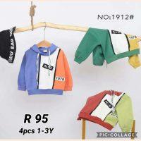 R95 Baju Sweater Seri 4 Uk 1 3th @52rb winkionline