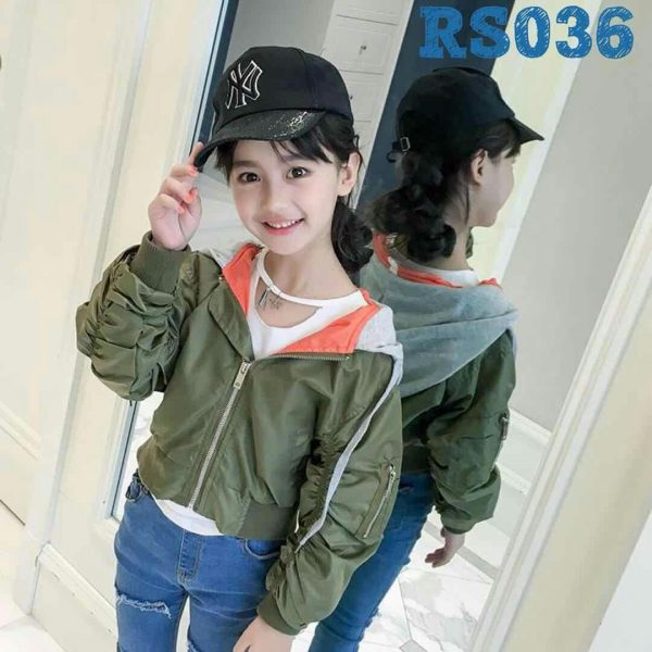 RS036 Jaket Fashion Seri 5 Uk 3 6th @100rb winkionline