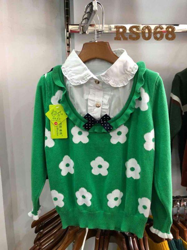 RS068 Baju Sweater Seri 4 Uk 3 7th @68rb winkionline