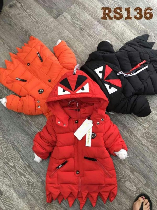 RS136 Jaket Winter Seri 4 Uk 3 6th @160rb winkionline
