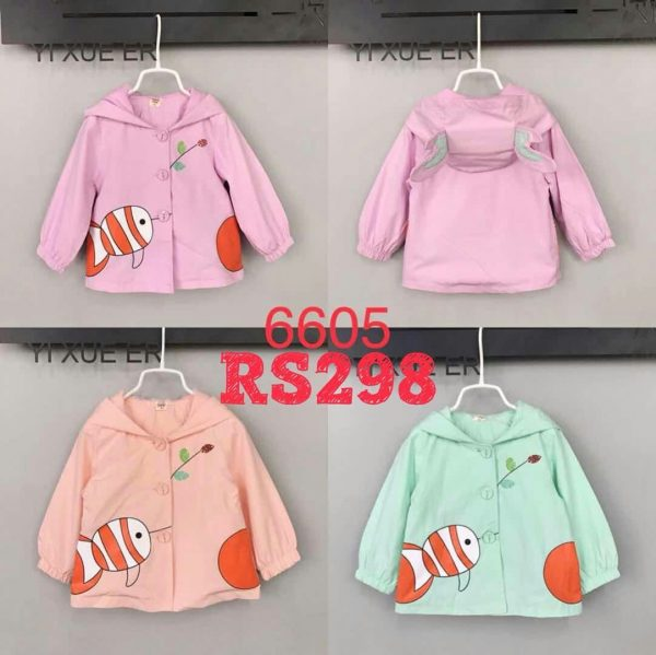 RS298 Jaket Fashion Seri 5 Uk 1 4th @75rb winkionline