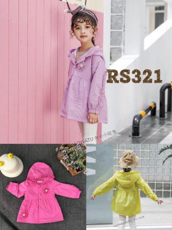 RS321 Jaket Fashion Seri 5 Uk 2 5th @80rb winkionline