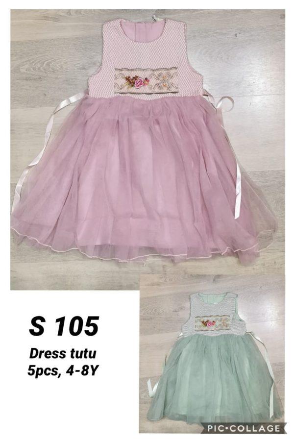 S105 Dress Tutu Kensi Seri 5 3 7th @95rb winkionline