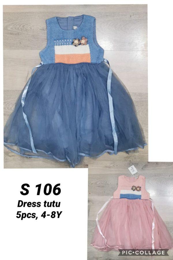 S106 Dress Tutu Kensi Seri 5 3 7th @95rb winkionline