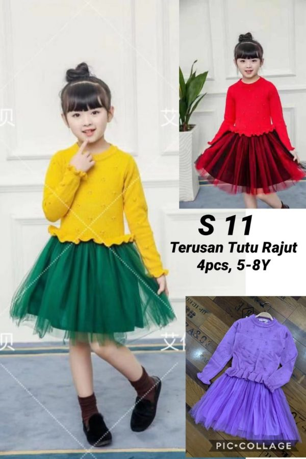 S11 Dress Sweater Seri 4 Uk 5 8th @105rb winkionline