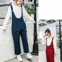 S118 Baju Overall Jeans 2in1 Seri 5 8 12th @135rb winkionline