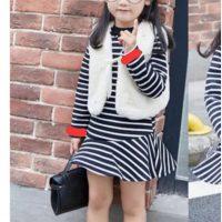 S63 Dress Sweater 2in1 Seri 5 2 6th @88rb winkionline