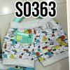 SO363 Hotpant Kaos Seri 5 Uk 1 3th @25rb winkionline