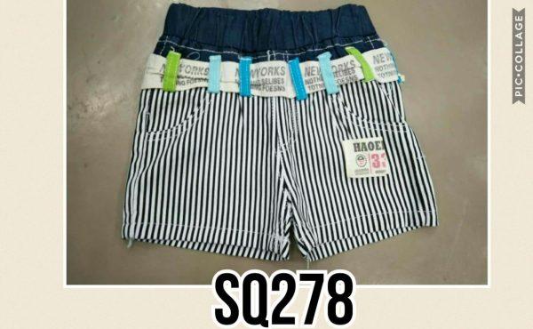 SQ278 Celana Fashion Seri 5 Uk 1 4th @33rb winkionline