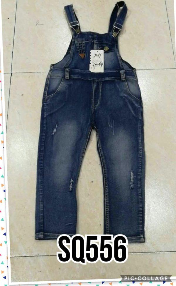 SQ556 Overall Jeans Seri 5 Uk 3 7th @65rb winkionline