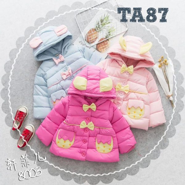 TA87 Jaket Winter Seri 4 Uk 1 4th @130rb winkionline