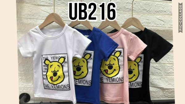 UB216 Baju Bear Seri 5 1 4th @30rb rotated 1 winkionline