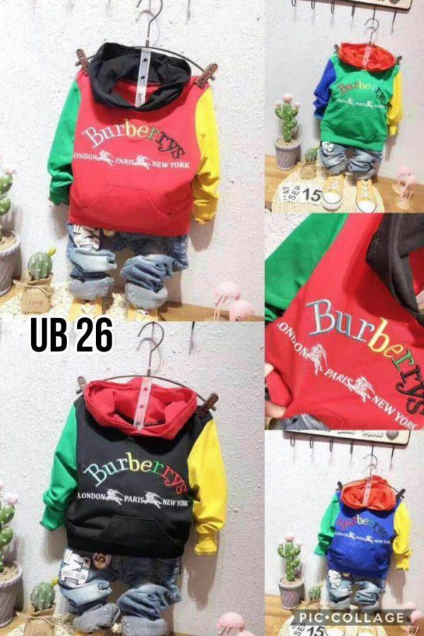 UB26 Baju Sweater Seri 4 Uk 1 4th @62rb 1 winkionline