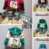 UB28 Baju Sweater Tebal Seri 4 Uk. 1 4th @63rb winkionline