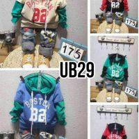 UB29 Baju Sweater Tebal Seri 4 Uk. 1 4th @63rb winkionline