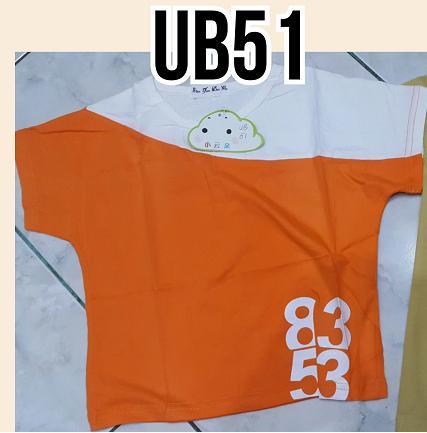 UB51 Baju Fashion Seri 4 1 4th @29rb winkionline