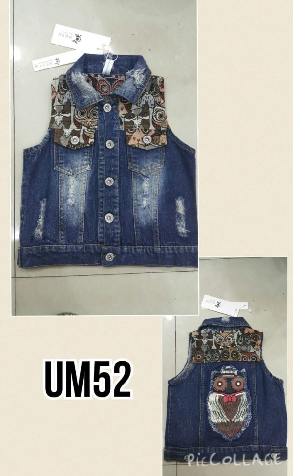 UM52 Rompi Jeans Seri 4 Uk2 5th @68rb winkionline